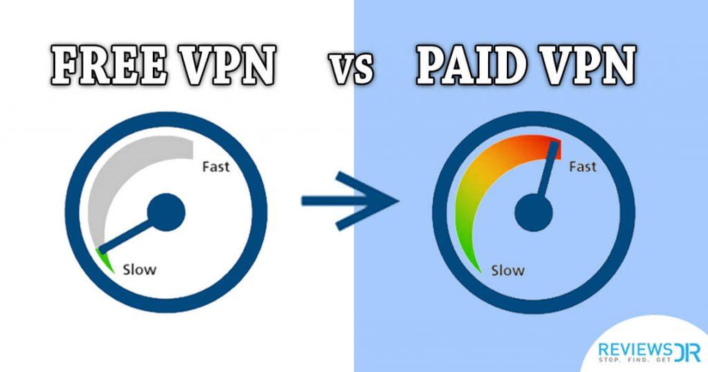 付費與免費VPN差異